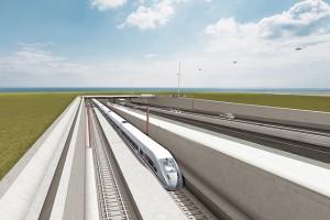 Fehmarn bält-tunneln 2,2 miljarder dyrare – risk för försening