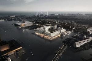 Danska stjärnarkitekter bakom nya stora projekt i Köpenhamn